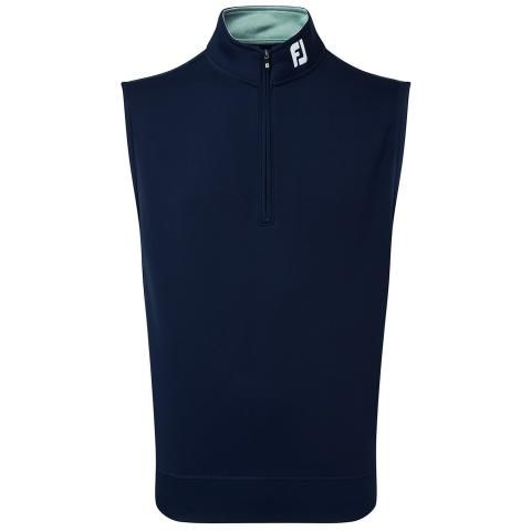 FootJoy Chill Out Zip Neck Vest Navy 90153