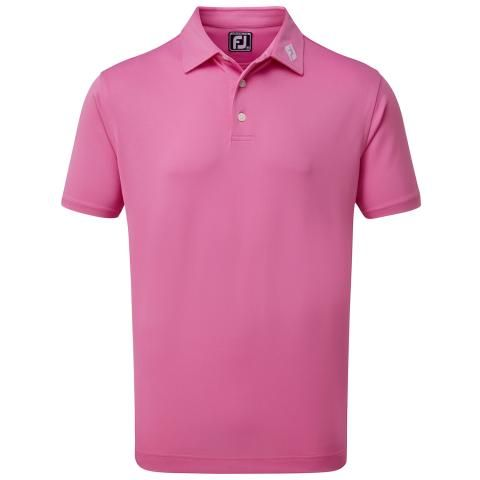FootJoy Stretch Pique Solid Polo Shirt Iced Berry 90349