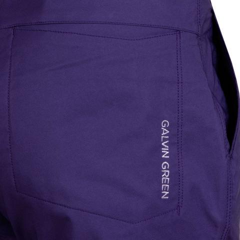Galvin Green Winter Golf Trousers - NEVAN Ventil8 - Iron Grey AW17