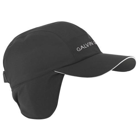 Galvin Green Arctic Winter Golf Cap Black