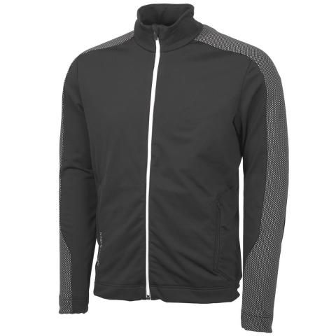 Galvin Green Dirk Insula Jacket Black/Sharkskin