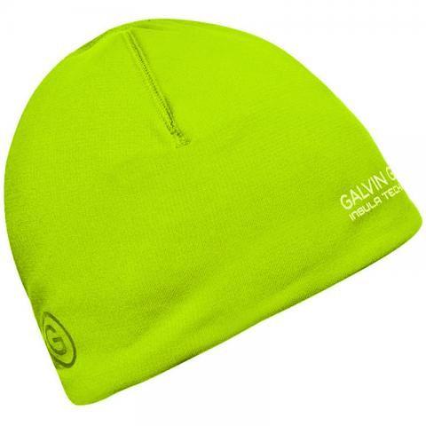 Galvin Green Duran Insula Beanie Hat Lime