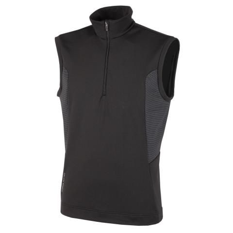 Galvin Green Dalton Insula Full Zip Bodywarmer Black