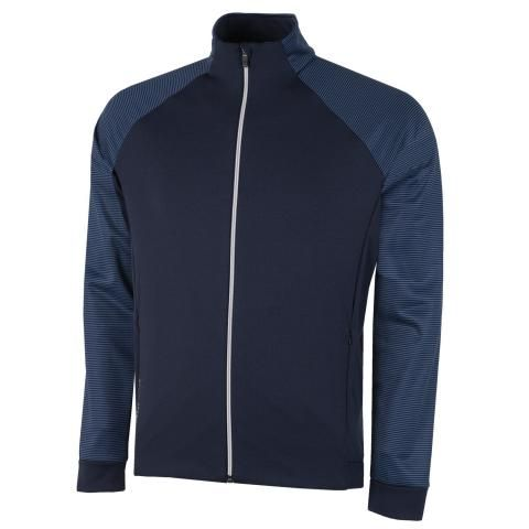Galvin Green Dominic Insula Jacket Navy/Ensign Blue