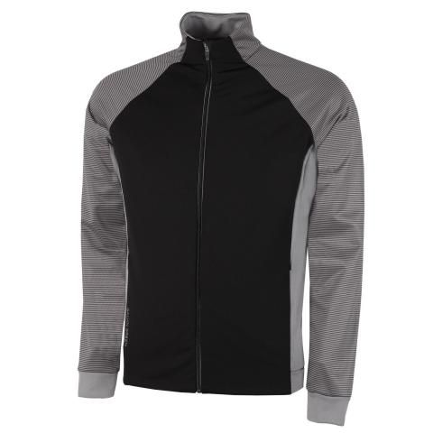 Galvin Green Dominic Insula Jacket Black/Sharkskin