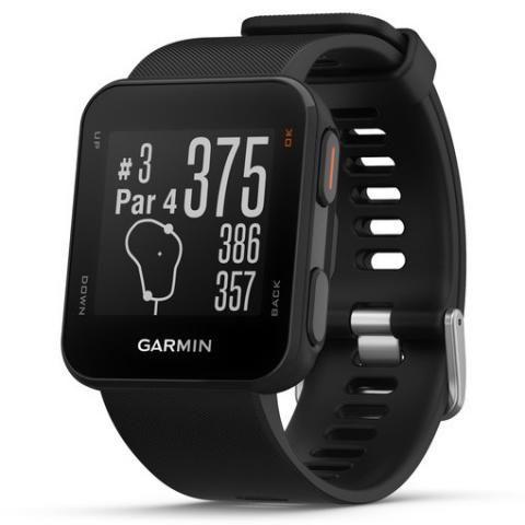 Garmin Approach S10 GPS Watch Black