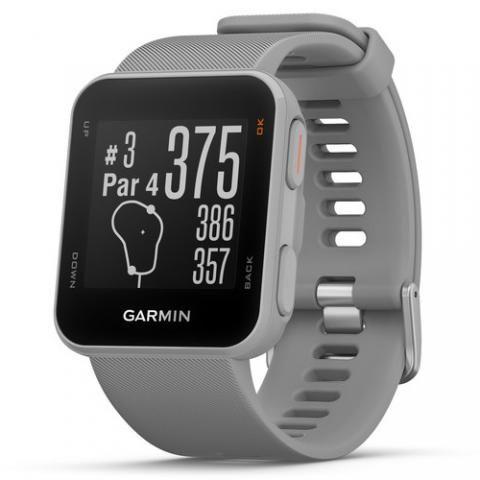 Garmin Approach S10 GPS Watch Powder Grey