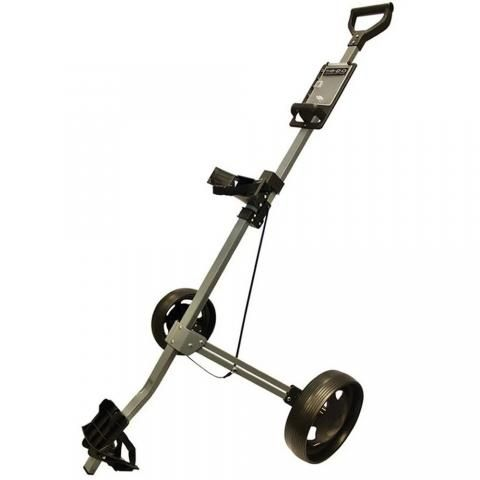 Glide-Tek 2.0 Golf Pull Trolley Gunmetal/Black