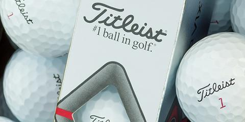 Get £10 OFF ANY Golf Balls