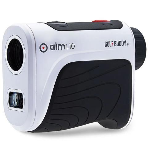 GolfBuddy aim L10 Golf Rangefinder White/Black/Red