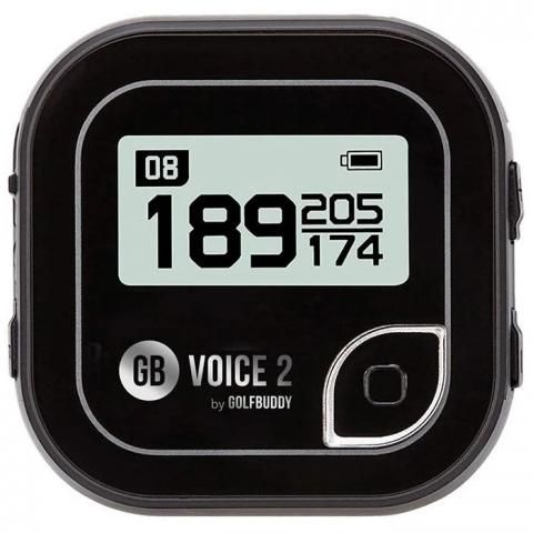 GolfBuddy Voice2 Golf GPS Black