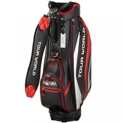 Honma Tour World Golf Tour Staff Bag Black