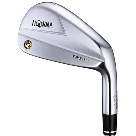 Honma T-World TR21X Golf Irons Steel Mens / Right Handed