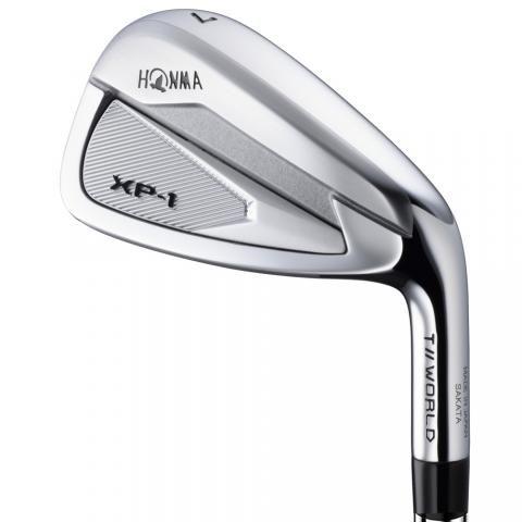 Honma T//World XP-1 Golf Irons Steel