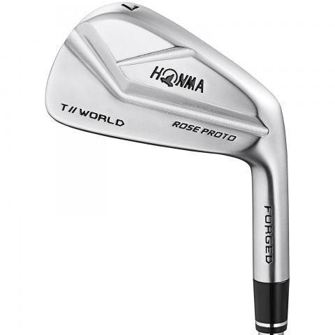 Honma Rose Proto Golf Irons Steel