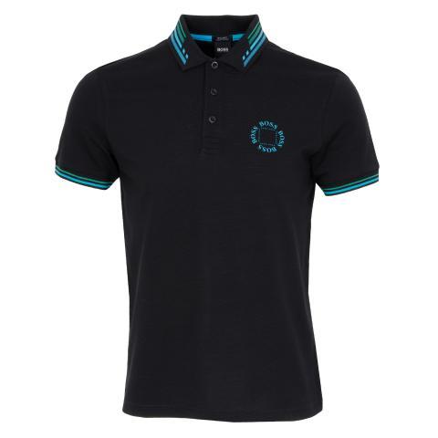BOSS Paddy 1 Polo Shirt Black PS20
