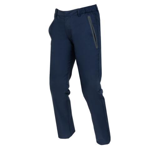 BOSS Rogan 4 Chino Trousers Navy