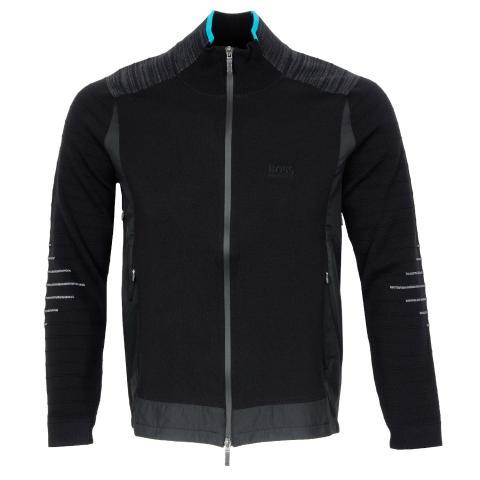 BOSS Zalok Pro Hybrid Jacket Black