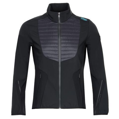 BOSS J-Sera Full Zip Padded Jacket Black