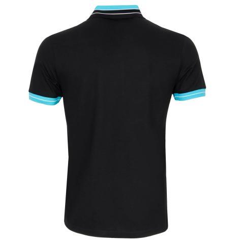 BOSS Paule Curved Polo Shirt