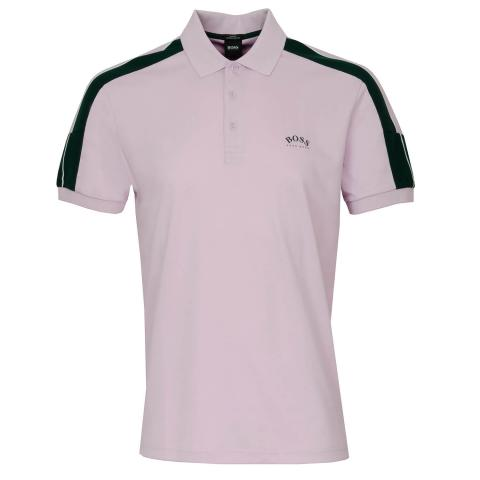 BOSS Paule 1 Polo Shirt Light/Pastel Pink