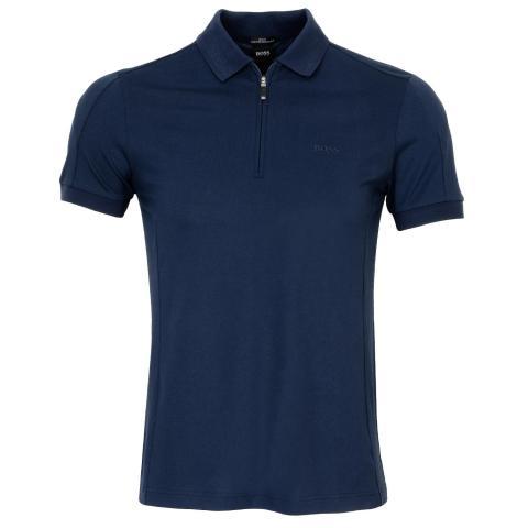 BOSS Philix Polo Shirt Navy