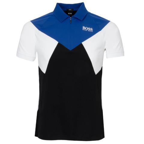 BOSS Philix 1 Polo Shirt Black