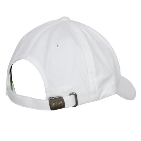 HUGO BOSS ATHLEISURE Cap 1 Baseball Cap White  b74a67a8f327