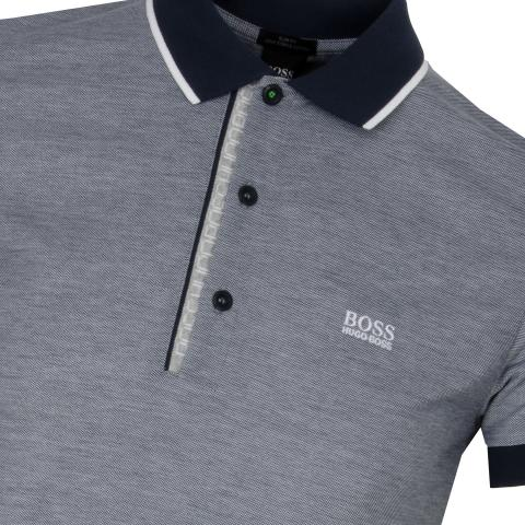 6ee69bd1c HUGO BOSS ATHLEISURE Paule 4 Polo Shirt Navy | Scottsdale Golf