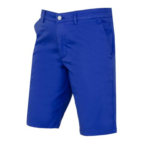 BOSS Liem 4 Chino Shorts Medium Blue
