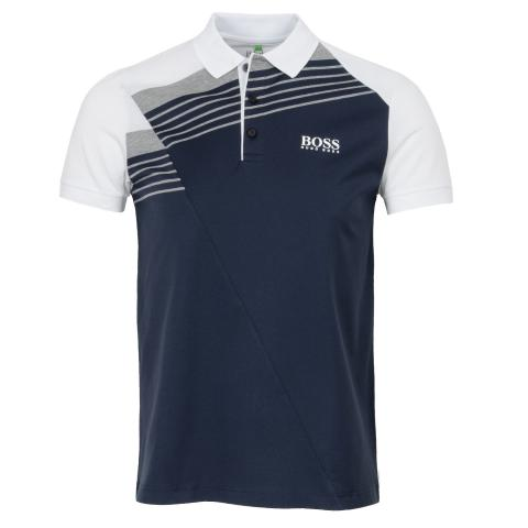 3ef52286 HUGO BOSS Paddy Pro 1 Pro Polo Shirt Navy | Scottsdale Golf