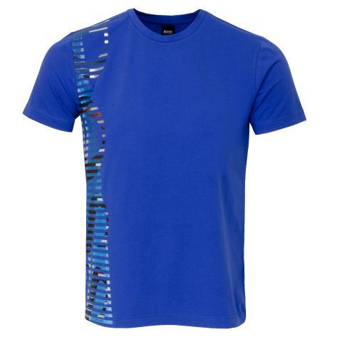 BOSS Tee 9 T-Shirt Bright Blue