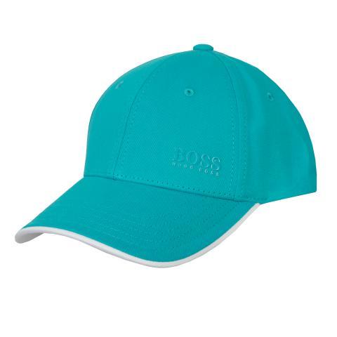 BOSS Cap X Baseball Cap Open Blue