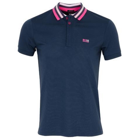 BOSS Paddy 1 Polo Shirt Navy