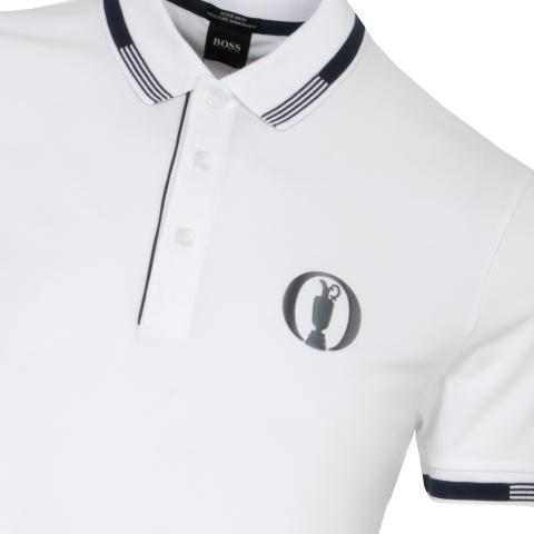 BOSS Paddy BO Open Championship Polo Shirt