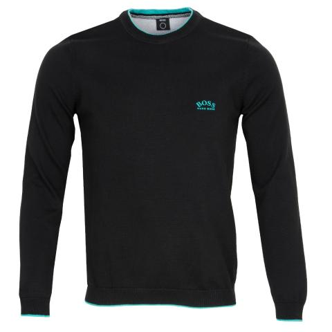 BOSS Riston Crew Neck Sweater