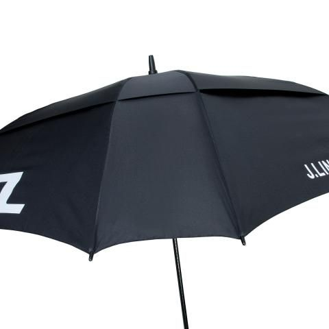 J Lindeberg Tour 68 Inch Double Canopy Golf Umbrella