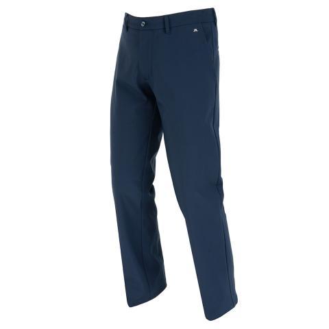 J Lindeberg Ellott Bonded Micro Stretch Winter Trousers JL Navy