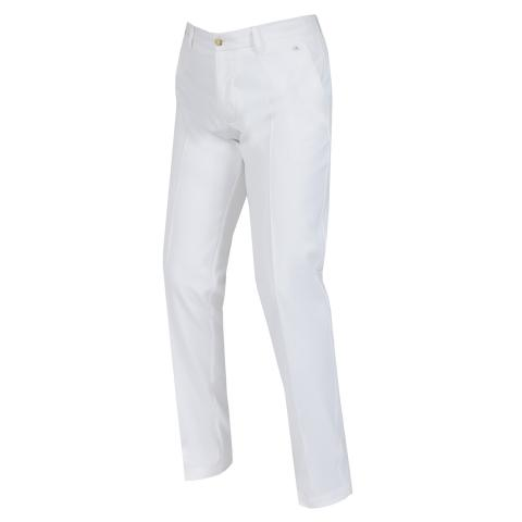 J Lindeberg Ellott Tight Micro Stretch Trousers White