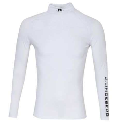 J Lindeberg Aello Soft Compression Base Layer White