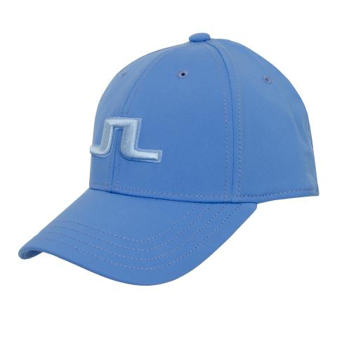 6a0a9fbd12c J Lindeberg Angus Tech Stretch Cap Silent Blue  20.00