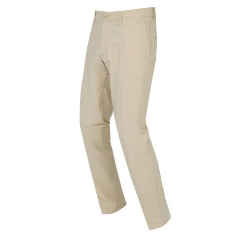 J Lindeberg Ellott Tight Micro Stretch Trousers Safari Beige