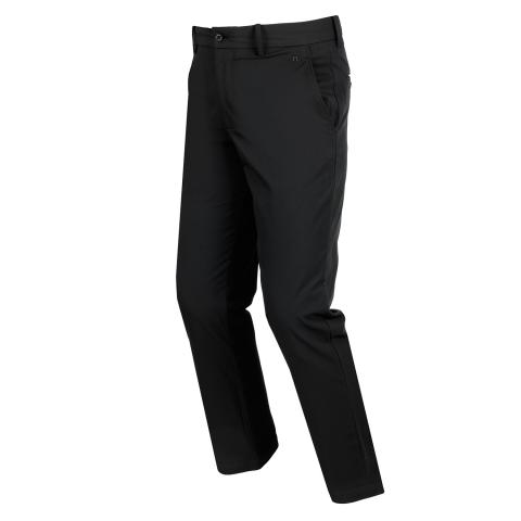 J Lindeberg Axil Stretch Twill Trousers Black AW19