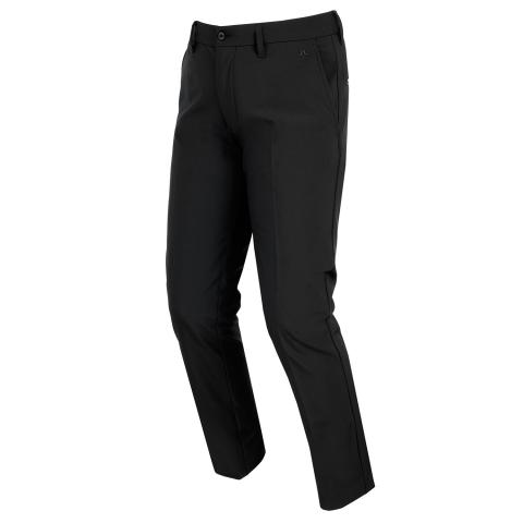 J Lindeberg Ellott Bonded Micro Stretch Winter Trousers Black