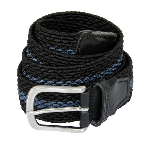J Lindeberg Hades Elastic Stripe Belt