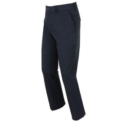 J Lindeberg Axil Fleece Twill Trousers Black