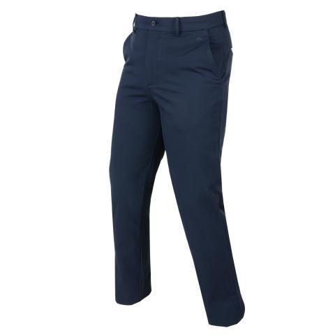 J Lindeberg Axil Fleece Twill Trousers JL Navy
