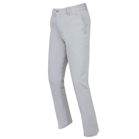 J Lindeberg Axil Fleece Twill Trousers Stone Grey