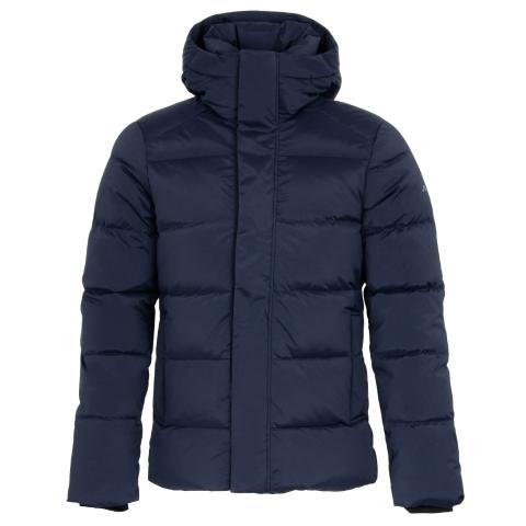 J Lindeberg Barrell Stretch Down Jacket Navy
