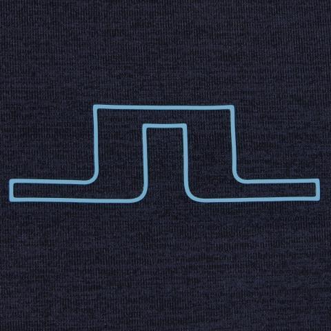 J Lindeberg Bridge Long Sleeved Polo Shirt